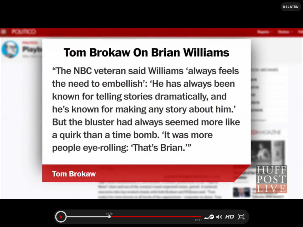 tom brokaw on brian williams graphic