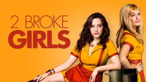 2 broke girls-title