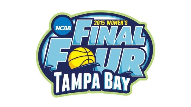2015 women's final four-tampa bay-logo