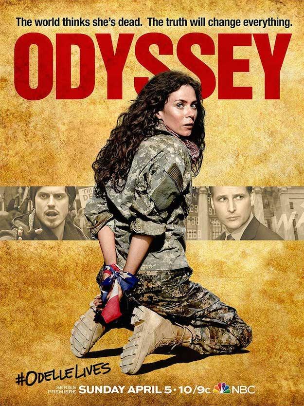 american odyssey-poster-premiere-nbc