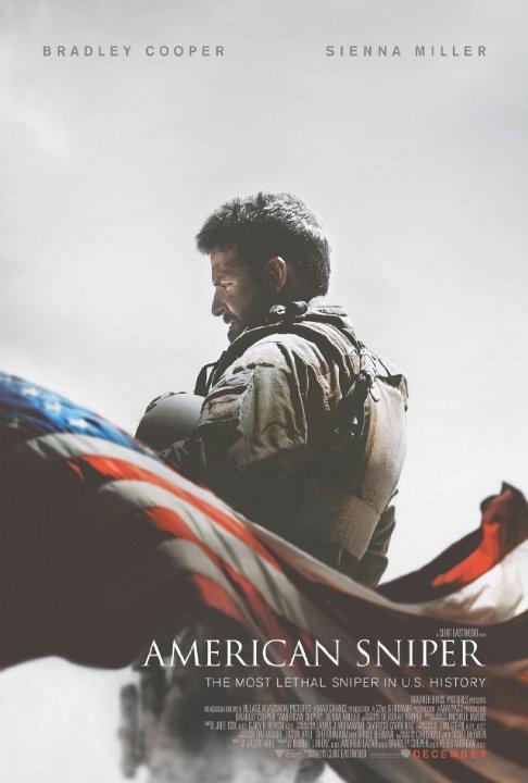 american sniper-poster