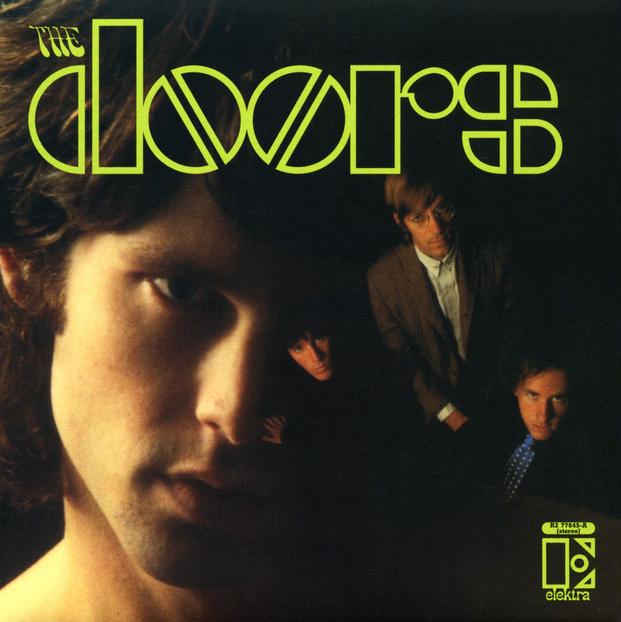 doors-the doors-album cover-1967
