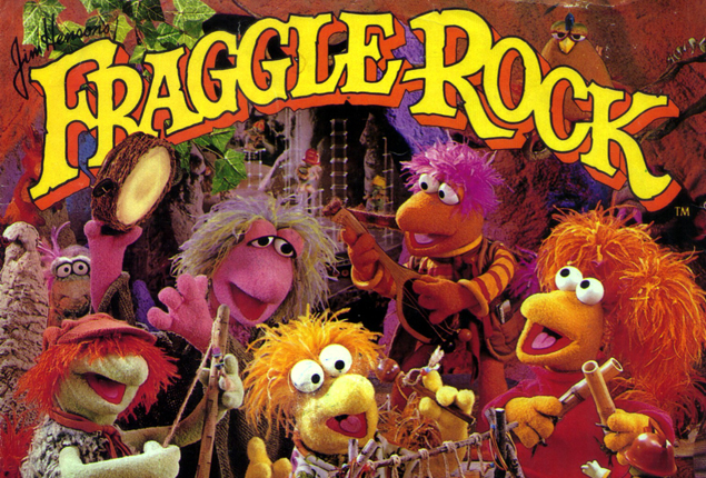 fraggle rock-title