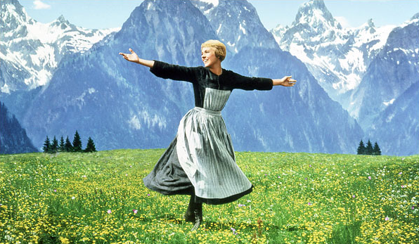 julie andrews-the sound of music