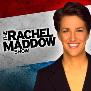 rachel maddow show-title