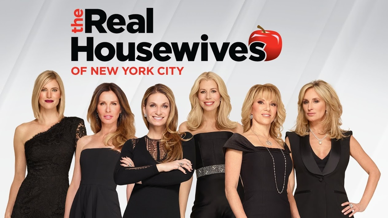 Which new york housewife is dating a woman