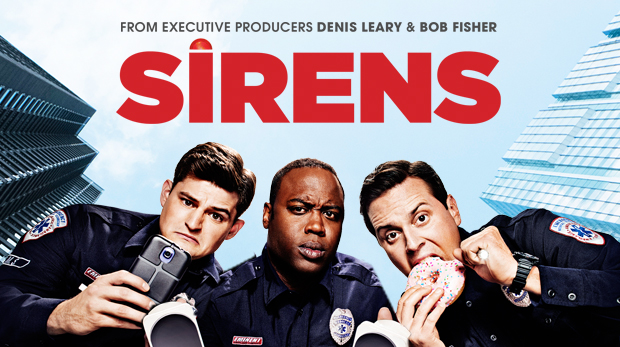 Sirens-USA Network-title