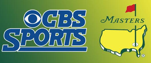 cbs sports-masters-logo