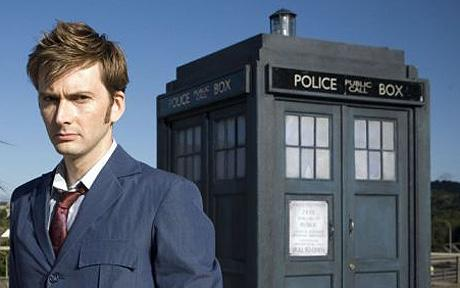 tv DOCTOR WHO