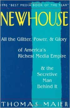 newhouse all the glitter-book cover