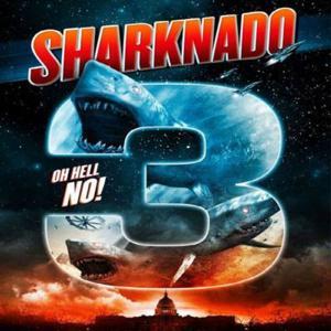 sharknado 3-poster