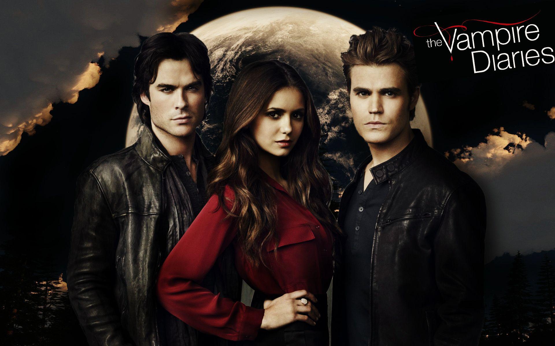 The Vampire Diaries Segunda Temporada Dublado