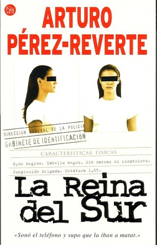 La Reina del Sur-book cover