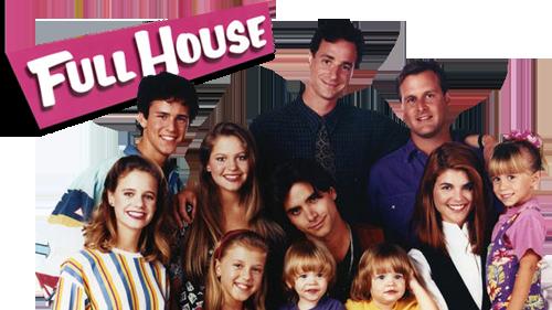 full house-cast-title