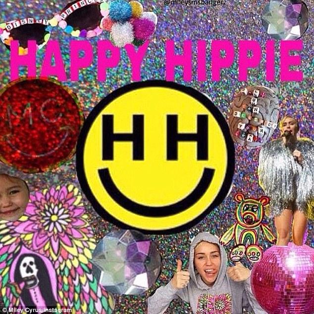 Miley Cyrus Enlists Veteran Rocker To Launch Happy Hippie Foundation