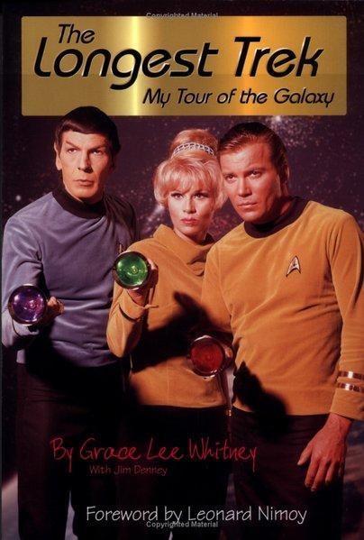 longest trek-grace lee whitney