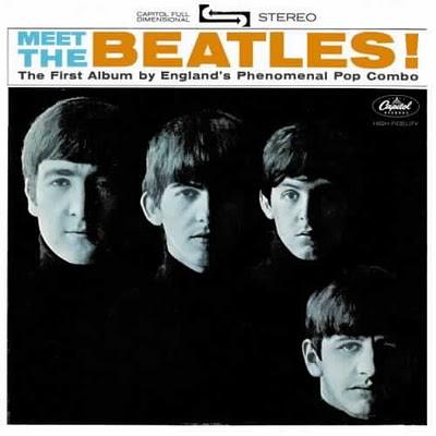 meet the beatles-album cover