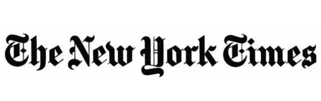 new york times-masthead