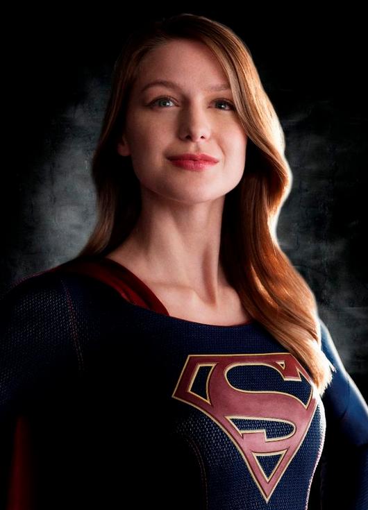 supergirl-melissa benoist-cbs