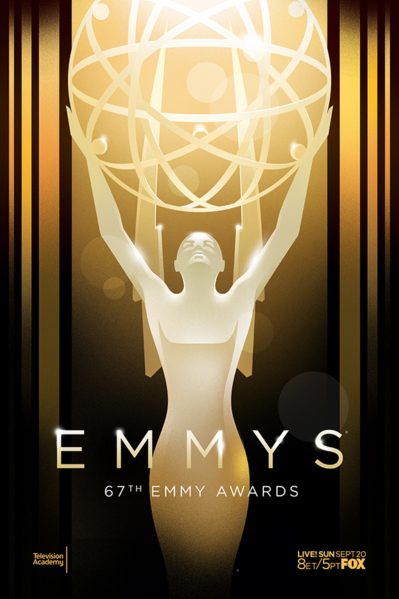 67th emmy awards-2015 emmys-art