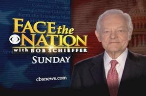 Face the Nation-Bob Schieffer-CBS News