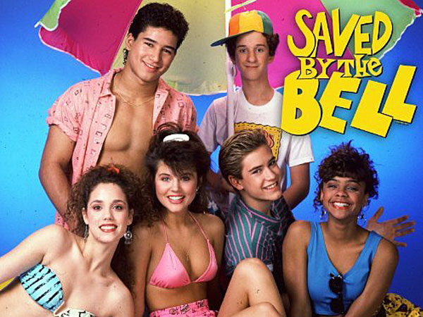 Saved by the Bell-cast