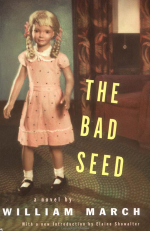 bad seed-novel