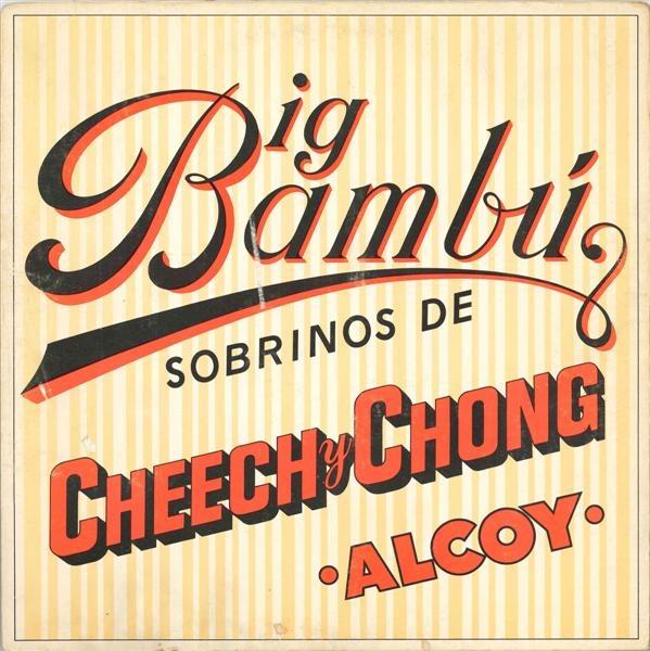 cheech & chong-big bambu-album cover