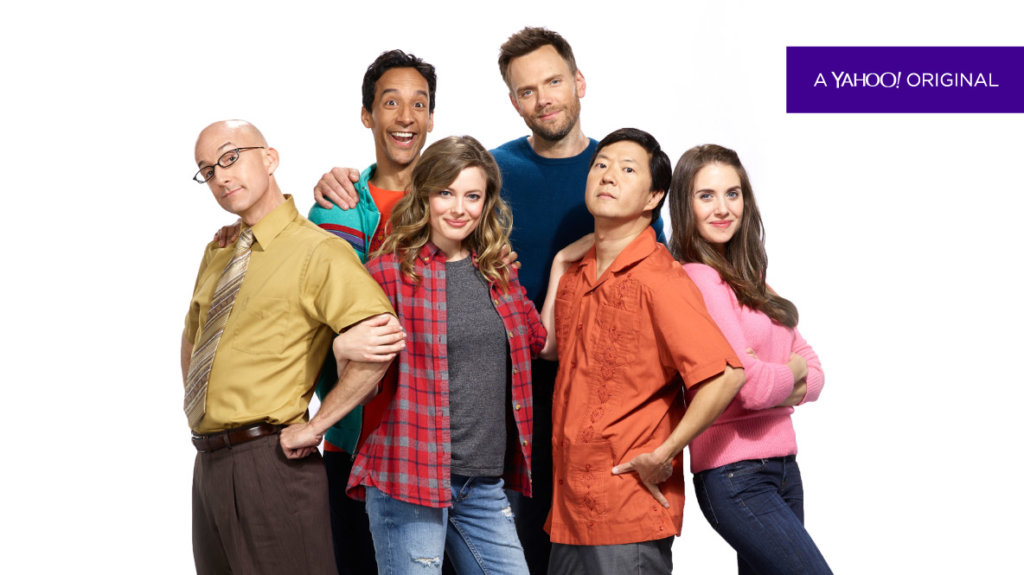 community cast-yahoo