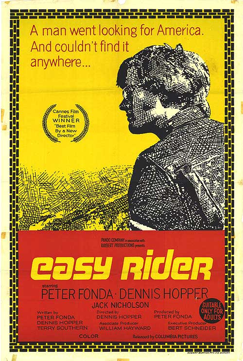 easy rider-poster