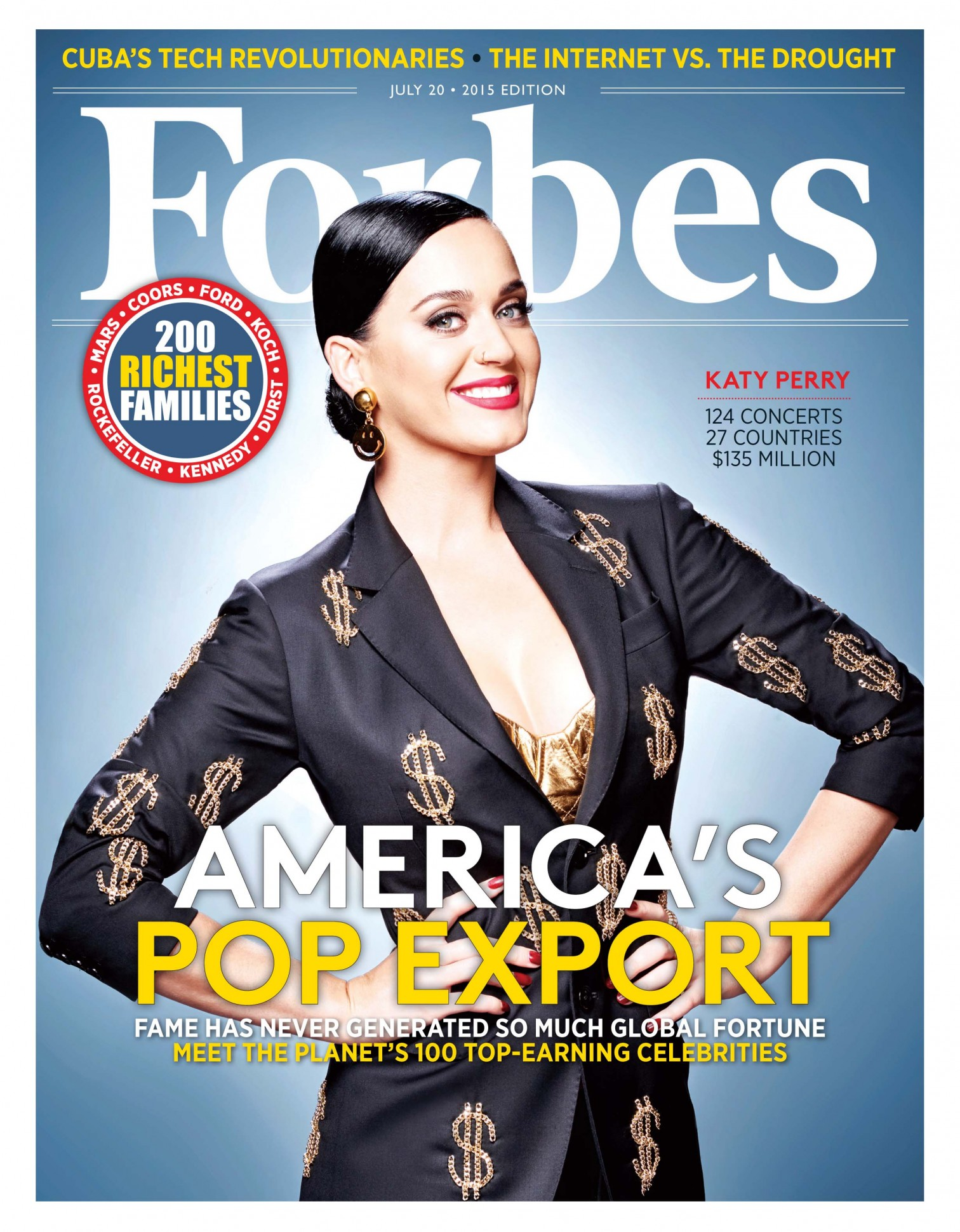 forbes celebrity 100-katy perry cover