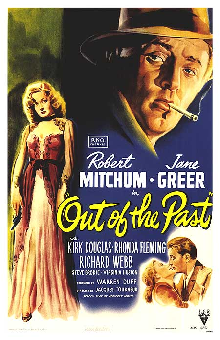 out of the past-poster