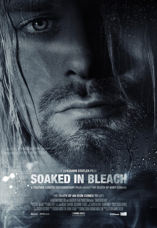 soaked in bleach-movie poster