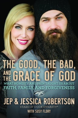 the good the bad and the grace of god-book cover