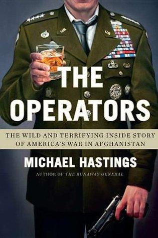 the operators-michael hastings-book cover