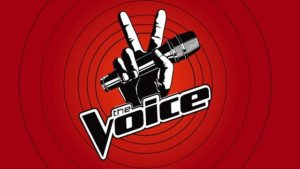 the voice-logo