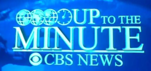 up to the minute-cbs news