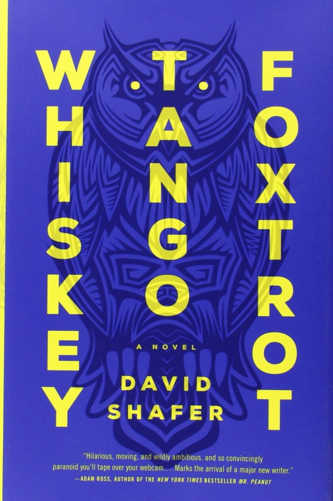 whiskey tango foxtrot-book cover
