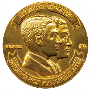 gershwin prize for popular song