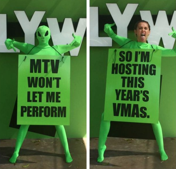 miley cyrus-to host vmas-twitter