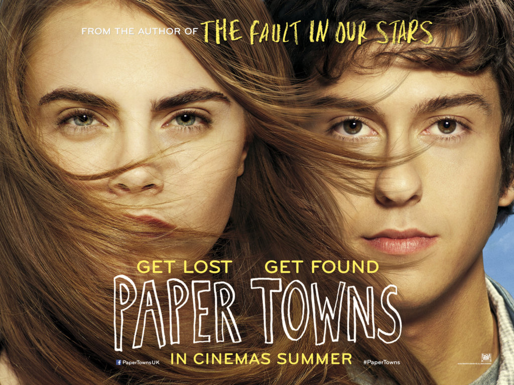paper towns-movie poster