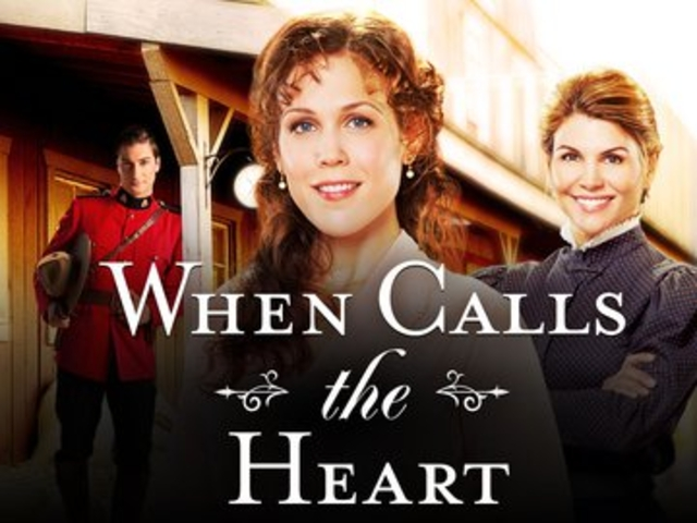 when calls the heart-hallmark