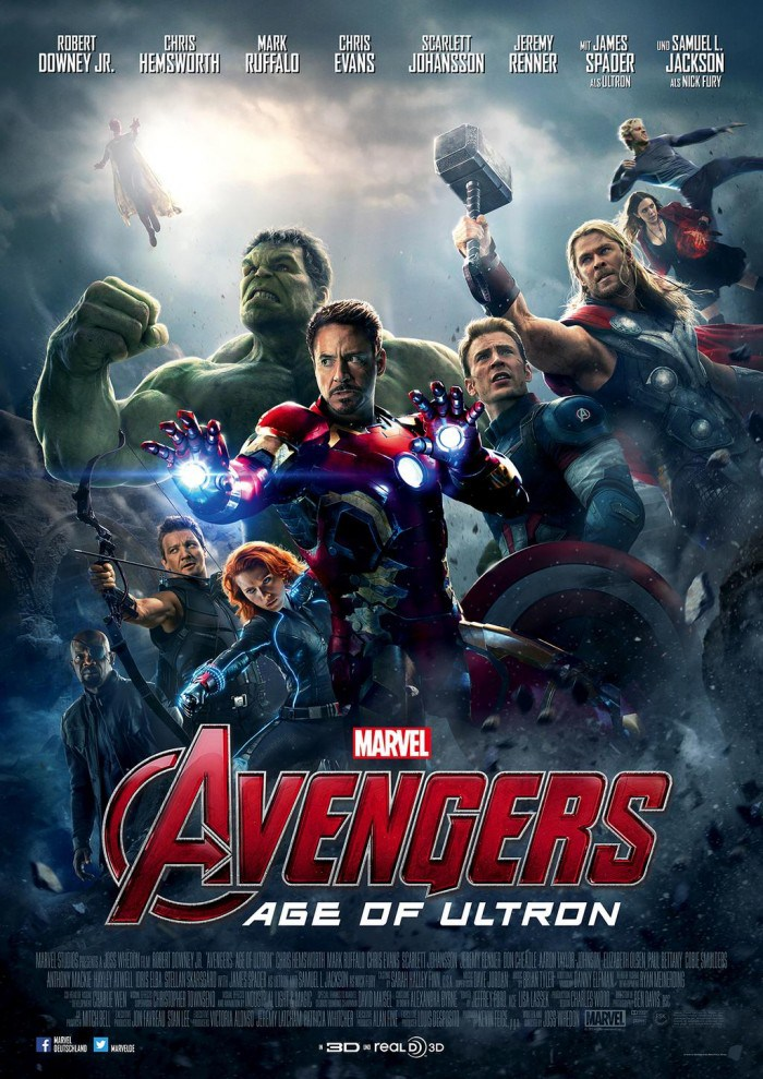 avengers age of ultron-movie poster