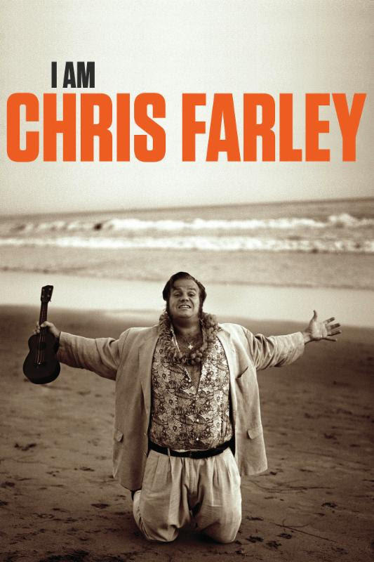 i am chris farley-poster
