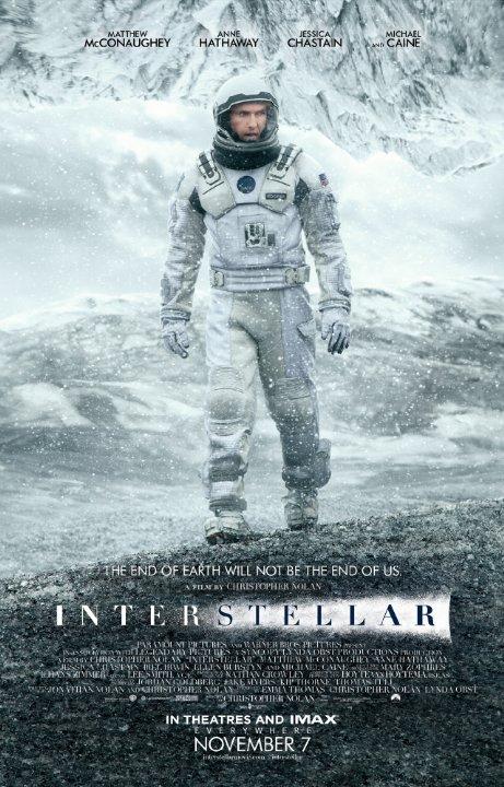 interstellar-movie poster