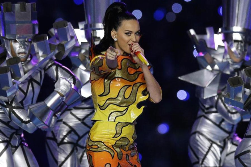 Super Bowl LXIX Halftime Show Starring Katy Perry