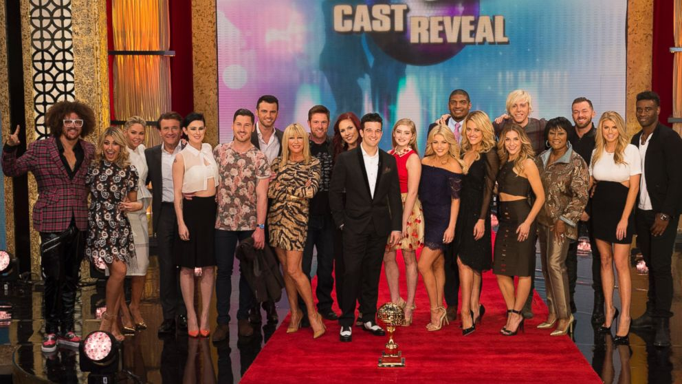 dancing with the stars-cast reveal-season 21