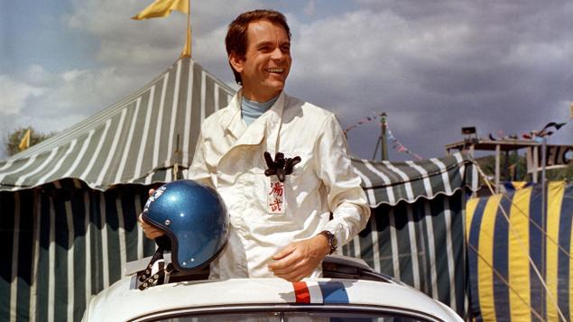 dean jones-the love bug