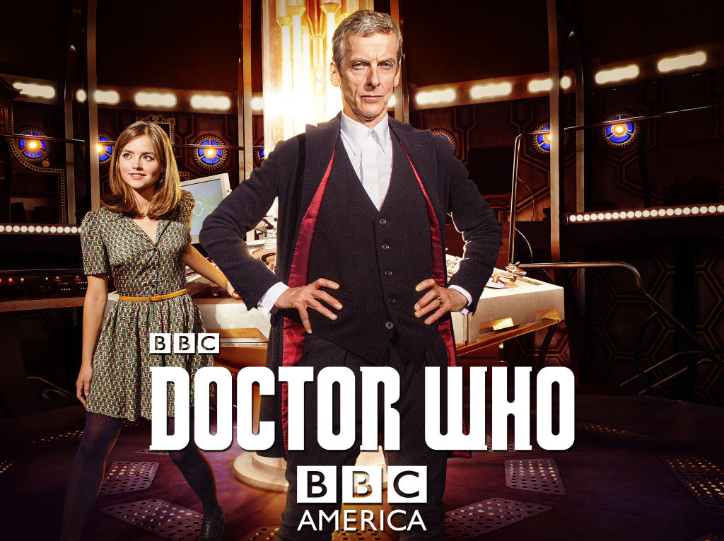 doctor who-bbc america-jenna coleman-peter capaldi
