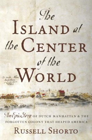 island at the center of the world-book cover